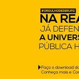 campanha institucional UFG é sua