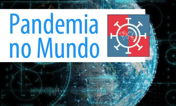 pandemia no mundo