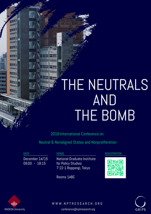 The Neutrals and the Bomb:Neutral & Nonaligned States and Non-Proliferation