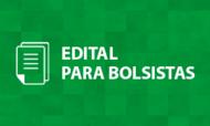 Edital bolsistas
