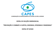 capes edital emergencial