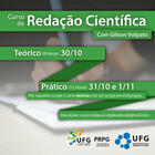 Curso de Redação científica ufg