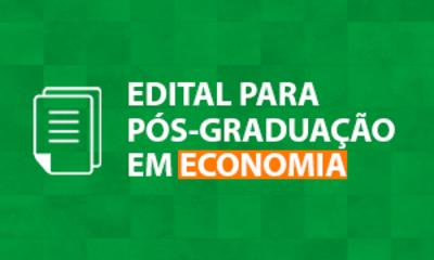 Edital Economia