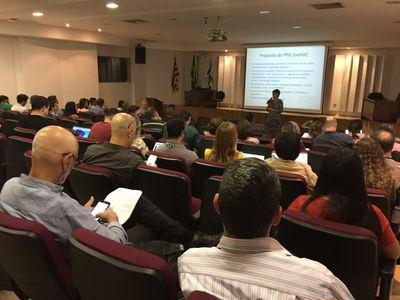 companhamento e avaliação de Programas de Pós-Graduação da UFG