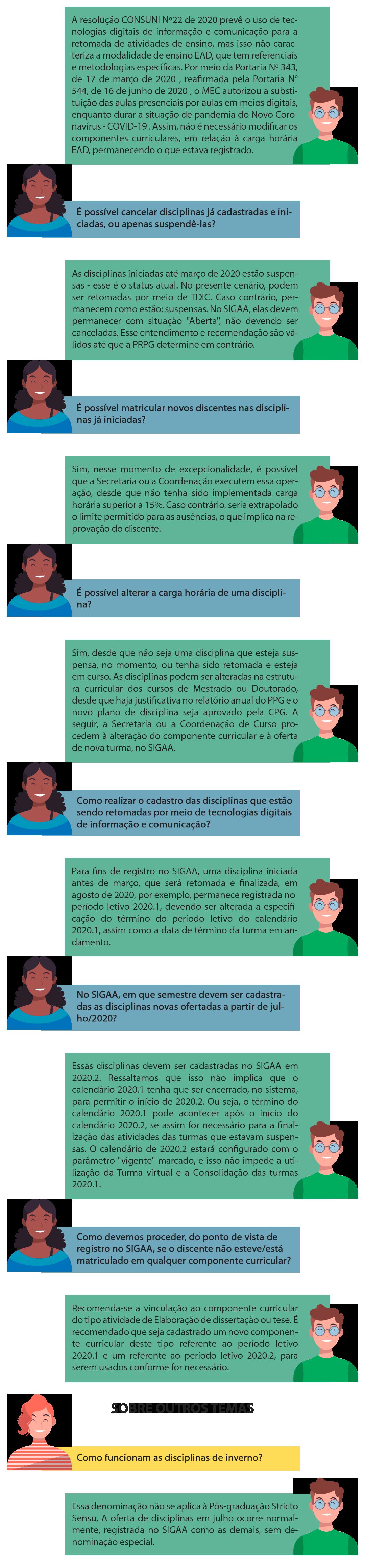 FAQ SIGAA 2