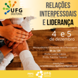 RELAÇÕES INTERPESSOAIS E LIDERANÇA ufg