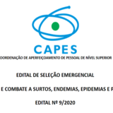 capes edital emergencial