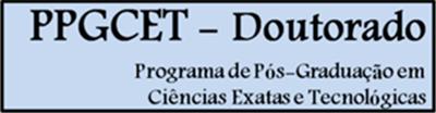 Logotipo PPGCET