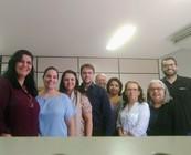 Reunião do NEPEV com o Leonardo Milhomem do Ministério de Cidadania