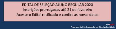 banner mod RETIFICAÇÃO DE EDITAL Nº002 / 2019