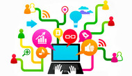 Notícia pesquisa em ambiente virtual