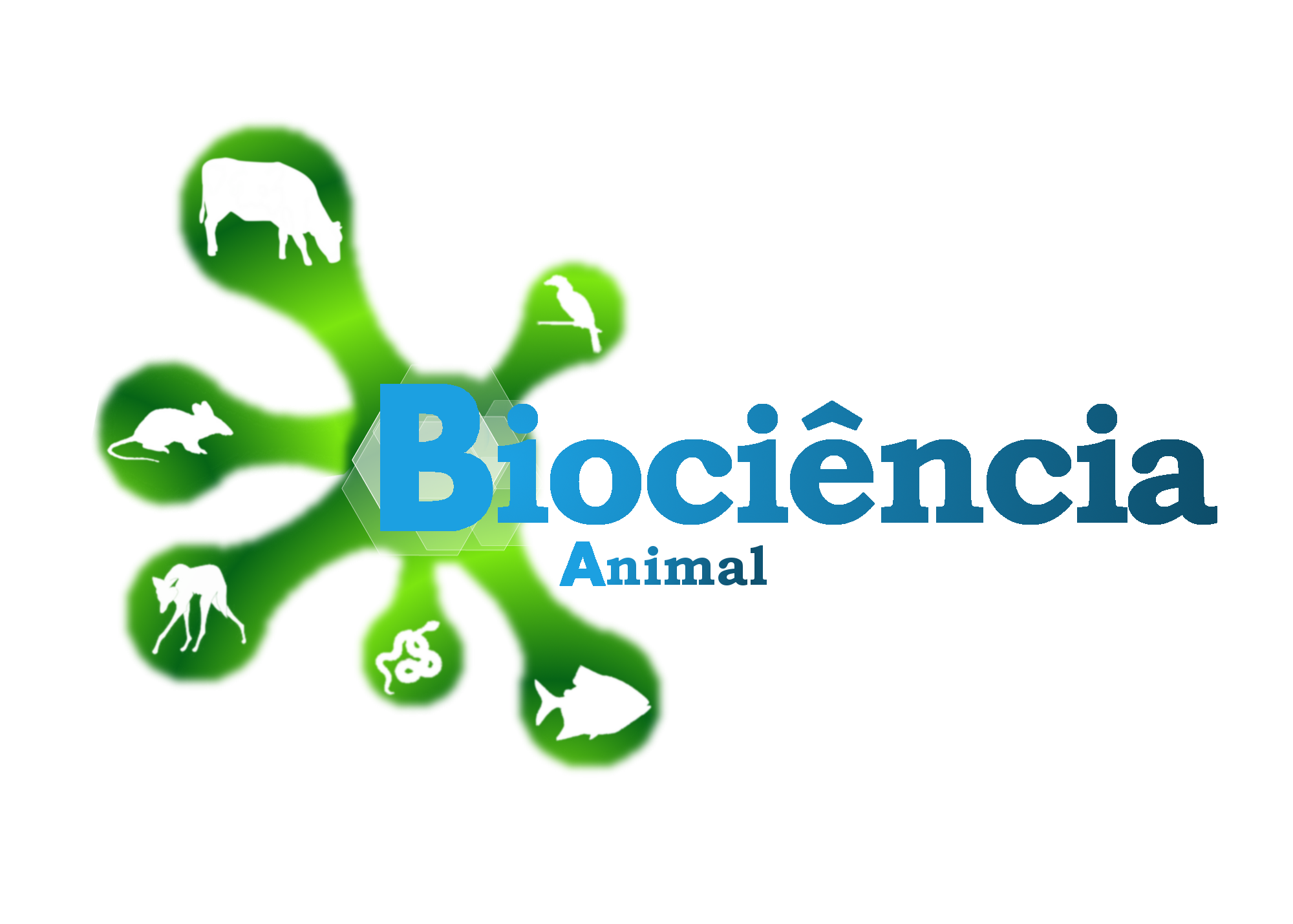 logomarca do PPG Biociência Animal