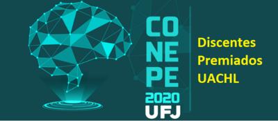 Discentes UACHL premiados no V CONEPE 2020