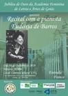 Recital Eudóxia de Barros