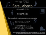 Sarau Aberto - Alisson Wynfrit