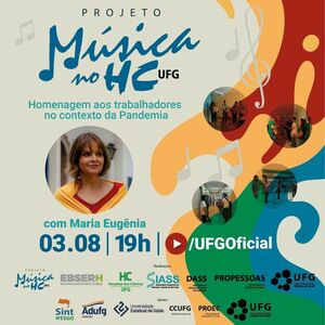 Maria Eugênia - Música no HC