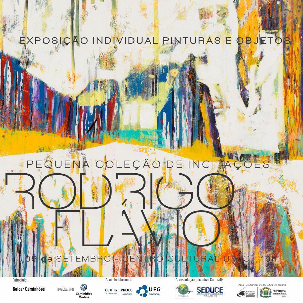 Exposição Rodrigo Flávio