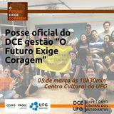 posse oficial DCE - 2020