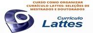 Capa notícia curso Currículo Lattes