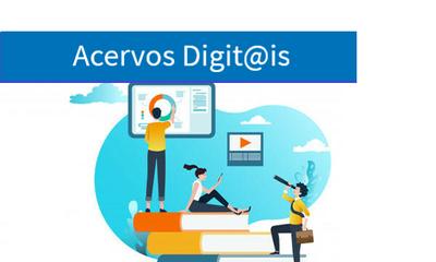 Imagem Acervos digitais