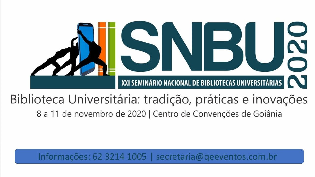 Logo SNBU 2020
