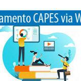 Foto notícia treinamento Capes via web