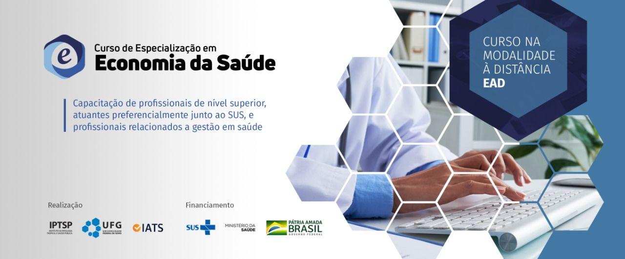 Banner do curso de especialização