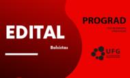 Banner Edital Bolsistas