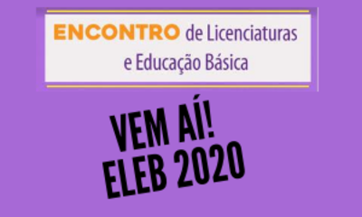bANNER VEM AÍ! eLEB 2020