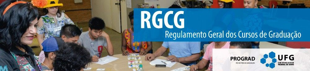 Prograd - Regulamento RGCG