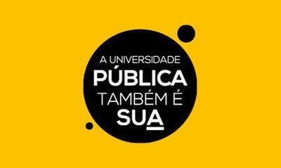 A Universidade Pública também é sua