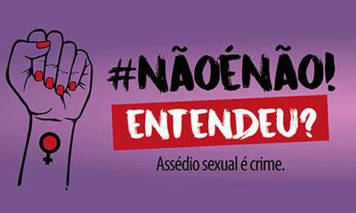 Campanha #NãoÉNão