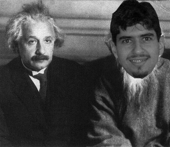 Einstein e Ricardo
