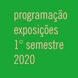 Programação Exposições 1 2020