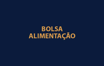 BOLSA ALIMENTAÇAO