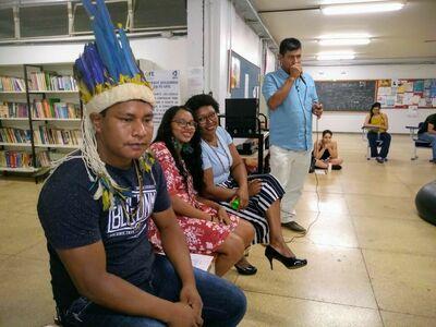 indigena foto