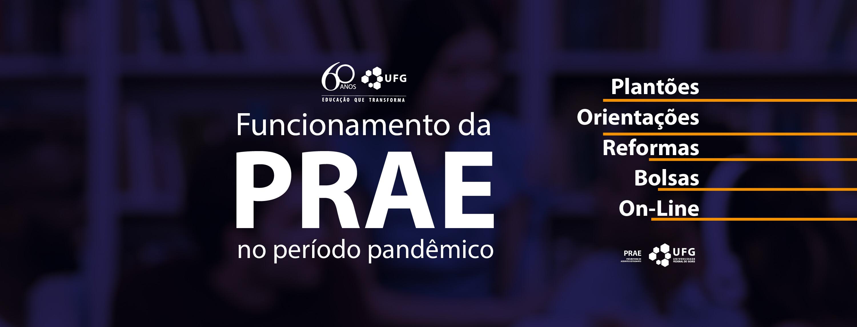 Banner Prae Funcionalmento