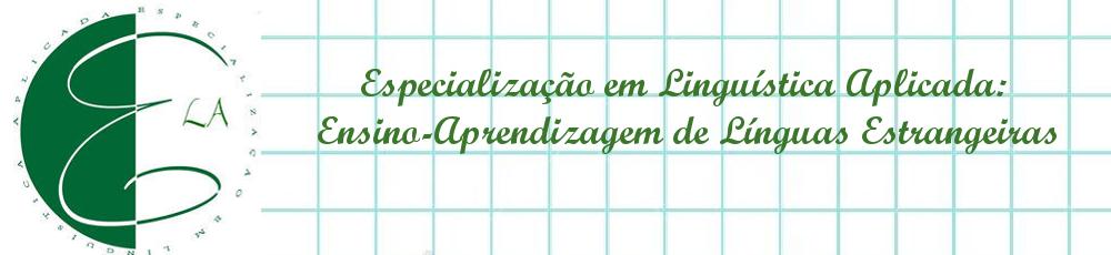 Logo - Especialização