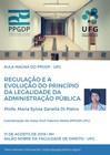 Cartaz Aula Magna Inaugural 2018-2
