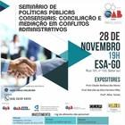 Folder evento PPGDP/ESA