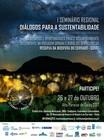 Banner I seminário regional diálogos para sustentabilidade