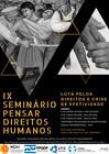 Banner XI Seminário Pensar Direitos Humanos