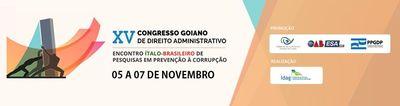 Congresso Goiano de Direito Administrativo