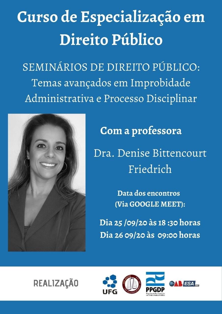 Seminário de Direito Público