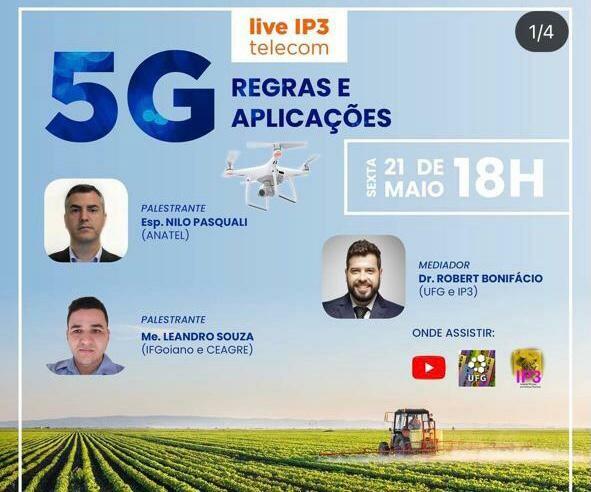 5G Regras e aplicações.