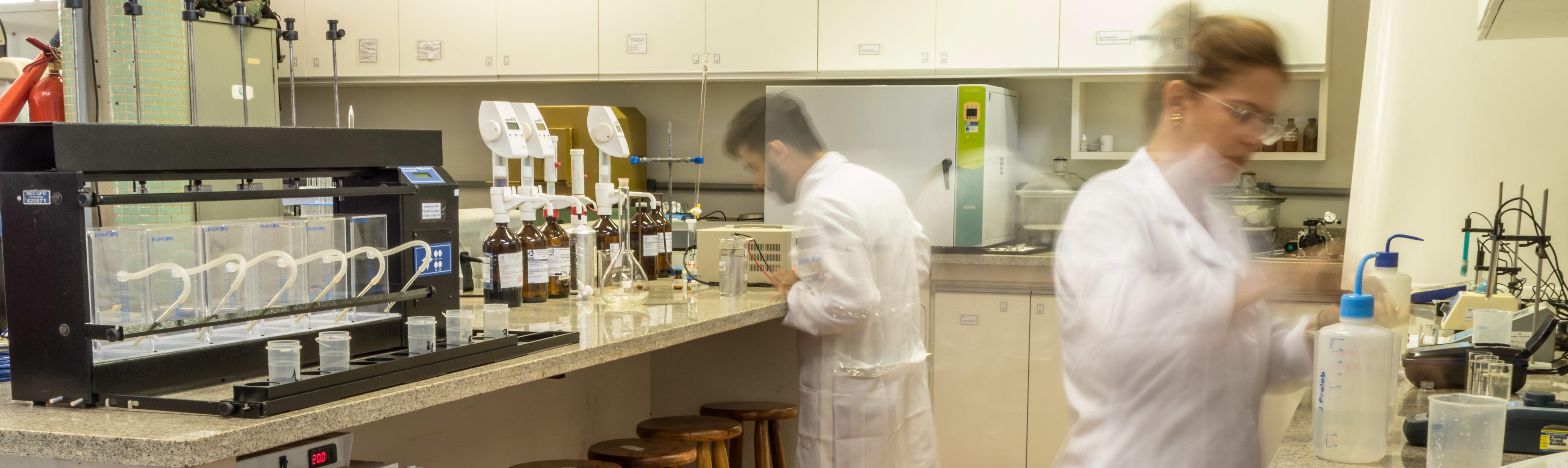 Imagens laboratório