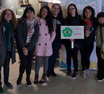 Equipe Brasileira na EGMO 2019