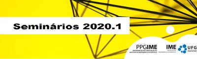 Seminário de Álgebra 2020.1