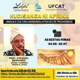 """Língua e cultura Kimbundu através de provérbios é parte do Programa de extensão """"KUDISANGA NI ÁFRIKA""""."""