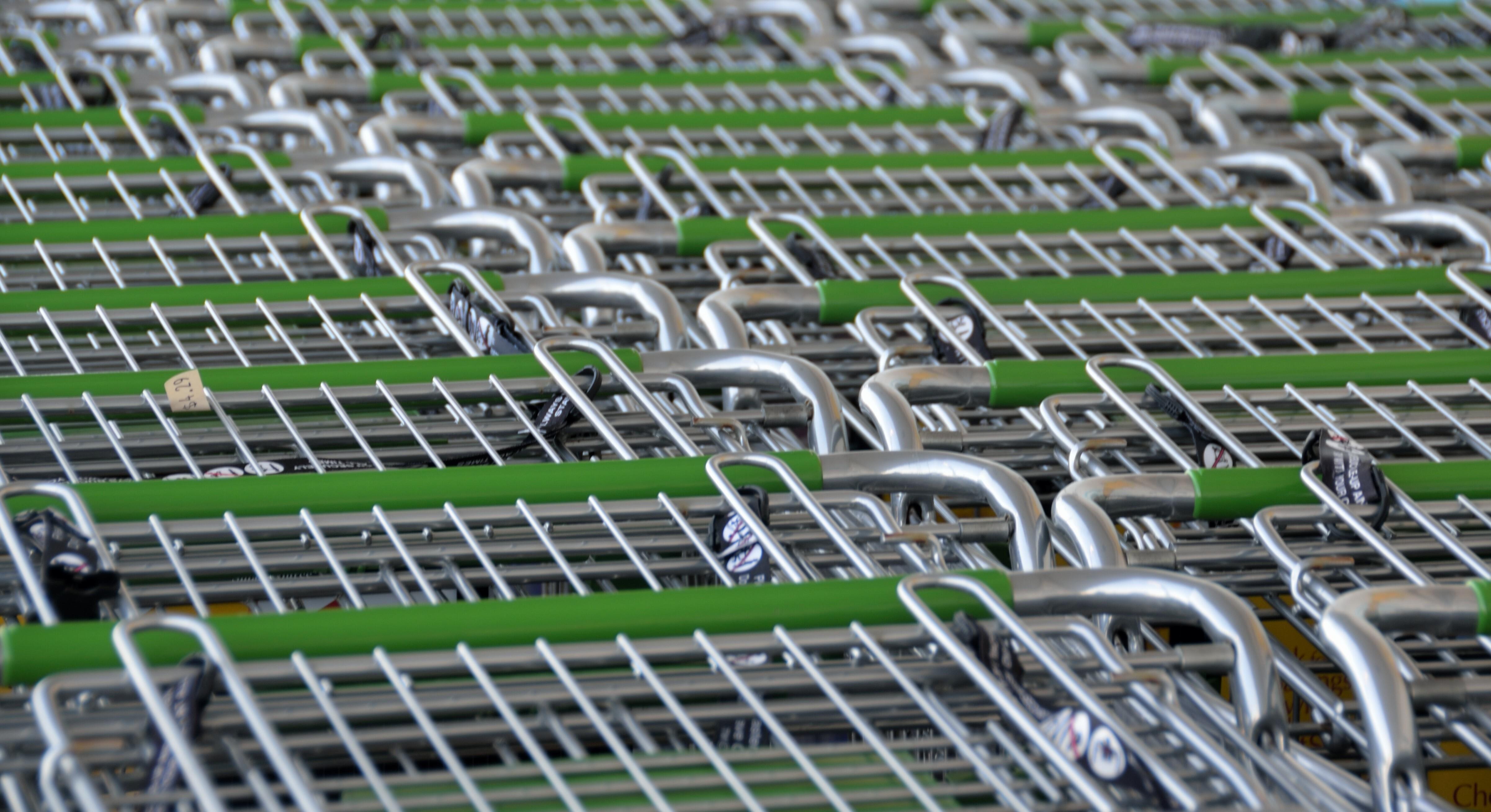 Carrinhos de supermercado (evento)